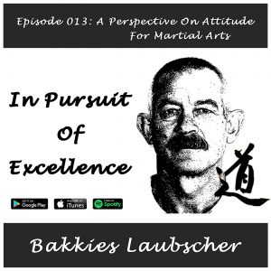 013 A Perspective on Attitude for Martial Arts